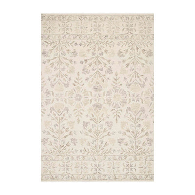 "Loloi Norabel NOR 02 Ivory / Neutral Area Rug Rugs Loloi 2' 3"" x 3' 9"" Rectangle"