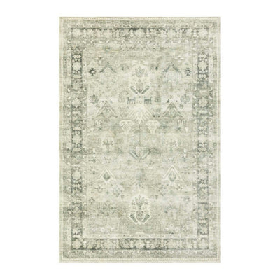 "Loloi II Rosette ROS 04 Grey / Ivory Area Rug Rugs Loloi 2' 2"" x 3' 8"" Rectangle"