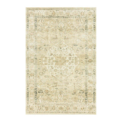 "Loloi II Rosette ROS 05 Beige / Ivory Area Rug Rugs Loloi 2' 2"" x 3' 8"" Rectangle"