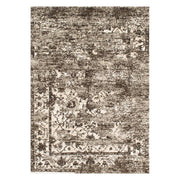 "Loloi Viera VR 01 Mocha / Ivory Area Rug Rugs Loloi 3' 10"" x 5' 7"" Rectangle"
