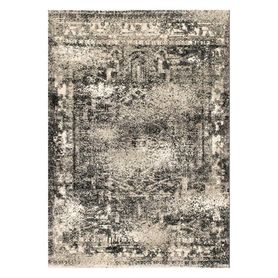 "Loloi Viera VR 03 Ash Area Rug Rugs Loloi 3' 10"" x 5' 7"" Rectangle"