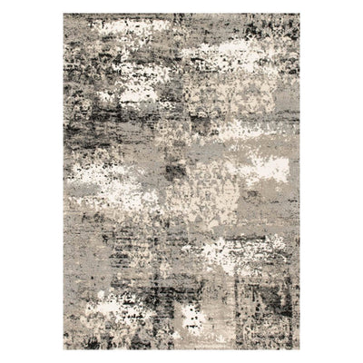 "Loloi Viera VR 04 Grey Area Rug Rugs Loloi 3' 10"" x 5' 7"" Rectangle"