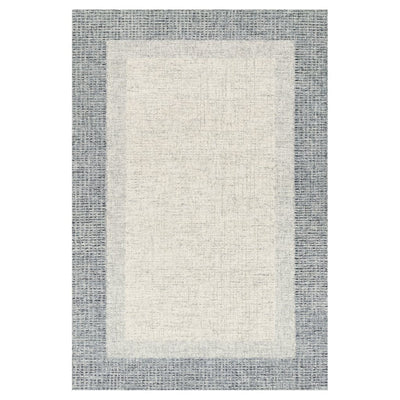 "Loloi Rosina ROI 01 Grey / Blue Area Rug Rugs Loloi 2' 3"" x 3' 9"" Rectangle"