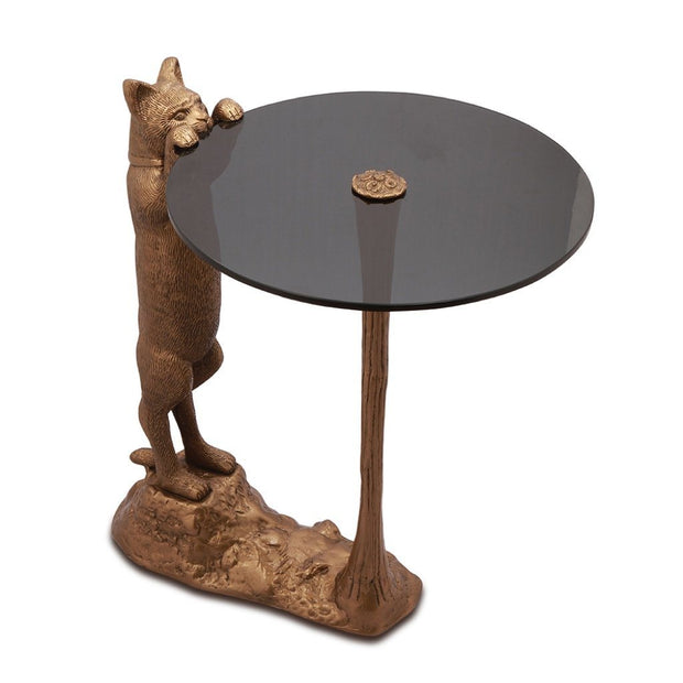 SPI Home Curious Cat End Table Tables SPI