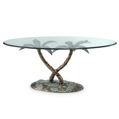 SPI Home Palm Tree Coffee Table Tables SPI