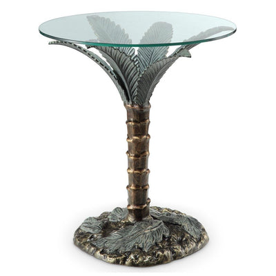 SPI Home Palm Tree End Table Tables SPI