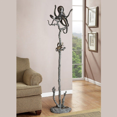 SPI Home Octopus Coat Rack Sculptures SPI