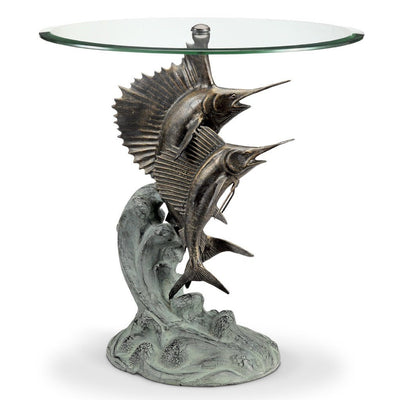 SPI Home Marlin and Sailfish End Table Tables SPI