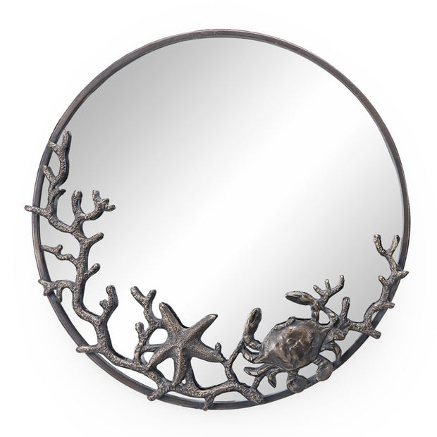SPI Home Starfish & Crab Wall Mirror Wall Art SPI