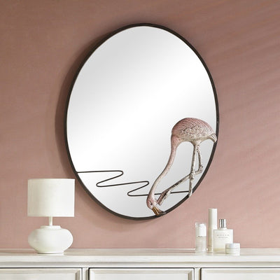 SPI Home Flamingo Wall Mirror Wall Art SPI