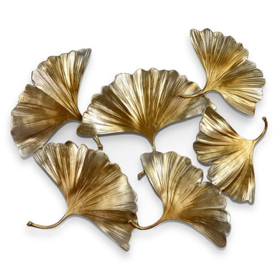 SPI Home Gingko Leaf Wall Hanging Wall Art SPI