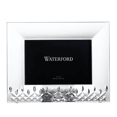 "Waterford Crystal Lismore Essence Frame 4"" x 6"" Picture Frames Waterford Crystal"