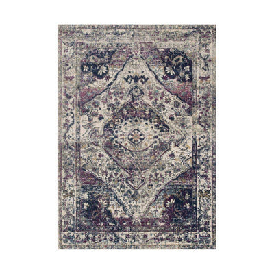 "Loloi Zehla ZL 05 Ivory / Berry Area Rug Rugs Loloi 2' 2"" X 3' 9"" Rectangle"