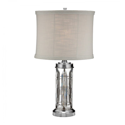 "Waterford Crystal Dungarvan 28"" Table Lamp Lighting Waterford Crystal"