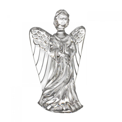 "Waterford Crystal Guardian Angel 6"" Figurines Waterford Crystal"
