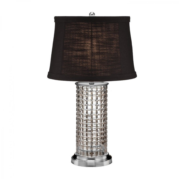 "Waterford Crystal Kilrush 26"" Table Lamp Lighting Waterford Crystal"