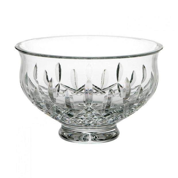 "Waterford Crystal Lismore Footed Bowl 8"" Bowls Waterford Crystal"