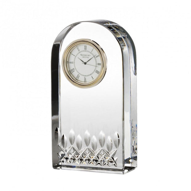 Waterford Crystal Lismore Essence Clock Clocks Waterford Crystal