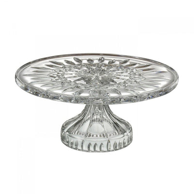 Waterford Crystal Lismore Footed Cake Plate Tableware Waterford Crystal