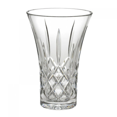 "Waterford Crystal Lismore Vase Flared 8"" Vases Waterford Crystal"
