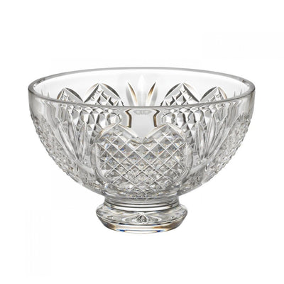 "Waterford Crystal Wedding Heirloom Bowl 8"" Bowls Waterford Crystal"
