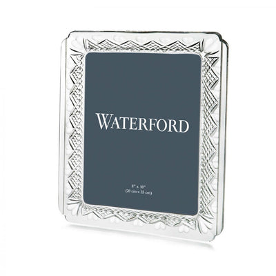 "Waterford Crystal Wedding Heirloom Frame 8"" x 10"" Picture Frames Waterford Crystal"