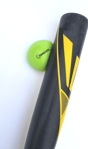 WEIGHTED TRAINING BALLS - SWINGRAIL | Baseball & Softball Swing Trainer