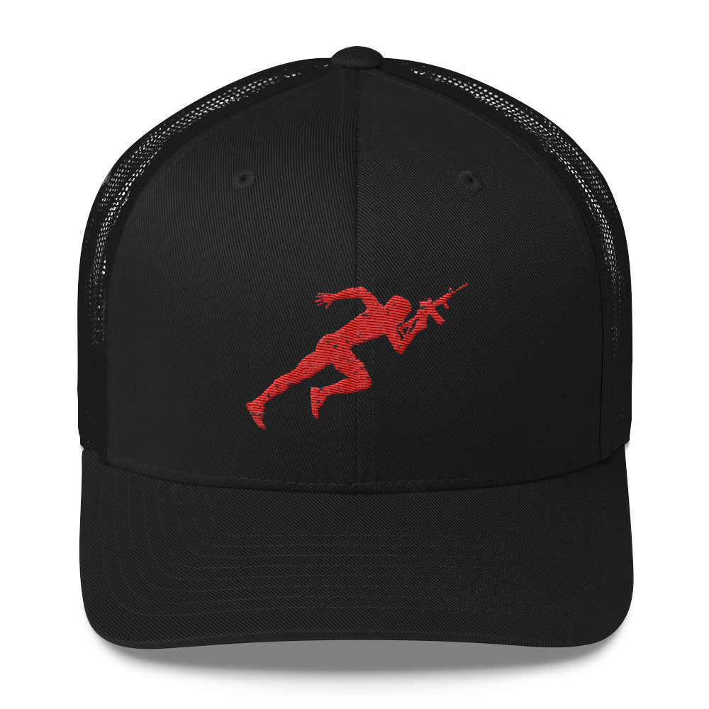 The Gun Run Trucker Hat - The Gun Run Store