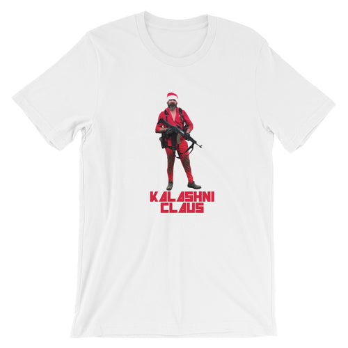 Kalashni Claus T-Shirt - The Gun Run Store