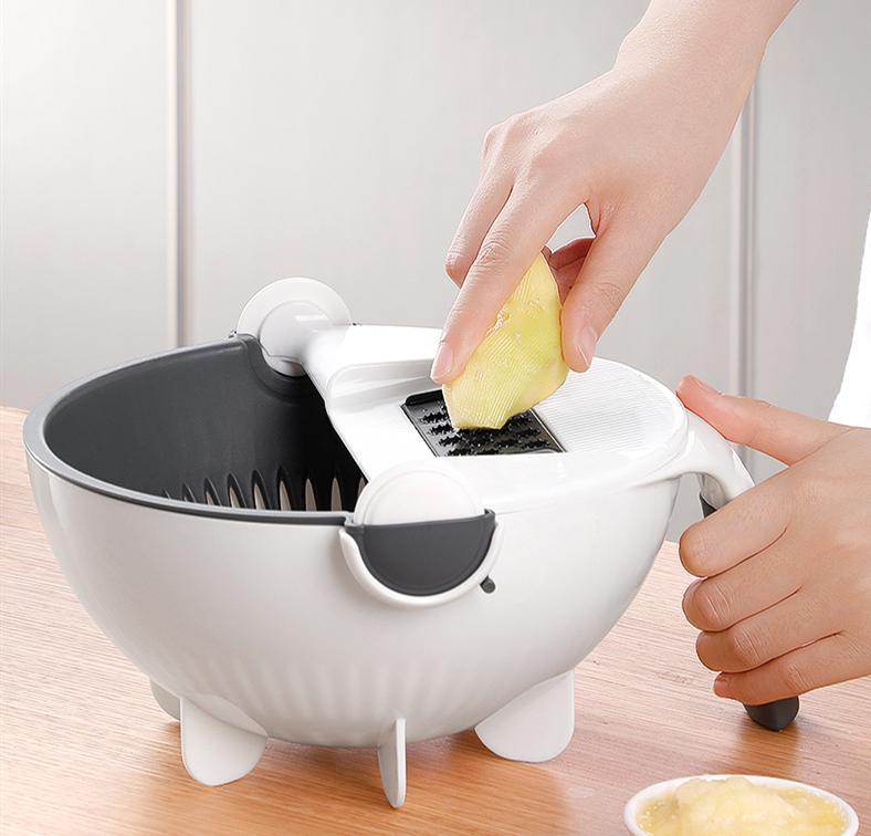 9 in 1 Multi-function Vegetable Chopper