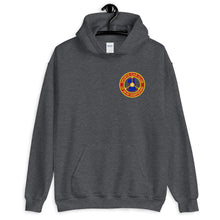 Load image into Gallery viewer, Classic SCCNH Badge Unisex Hoodie