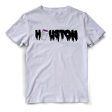 Purple City Tee | White