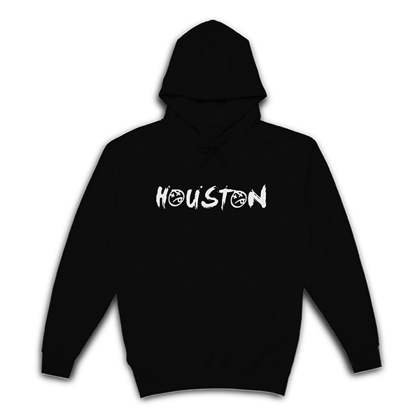 Houston Hoodie | Black