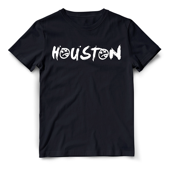 Houston Tee | Black