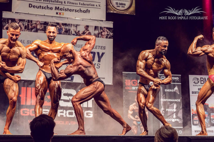 Interview mit Natural Bodybuilder Eric Weidmann, Teil 1 : TRAINING