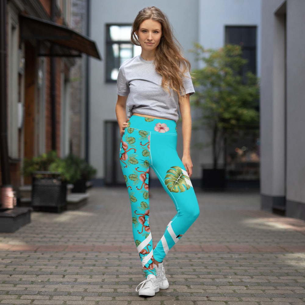 Salat & StahlYoga-Leggings- VEGAN