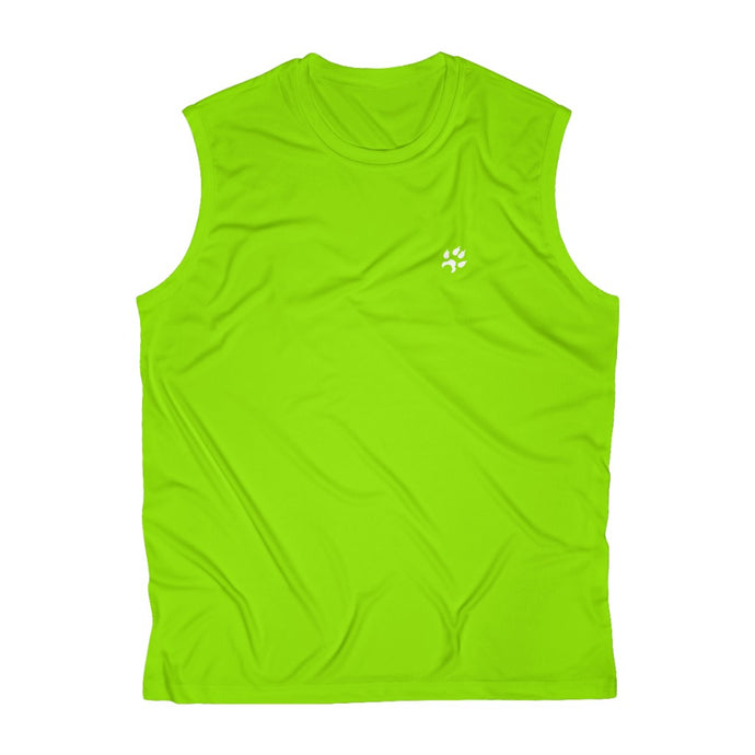 Performance Lime Tee - GymKreature