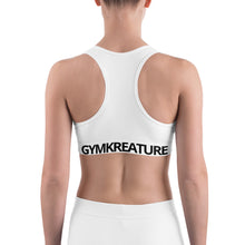 Load image into Gallery viewer, Classic Sports Bra - GymKreature