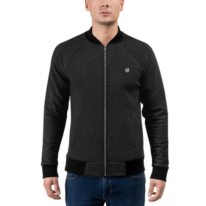 King Bomber Jacket - GymKreature