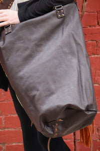Large Two Strap Bag