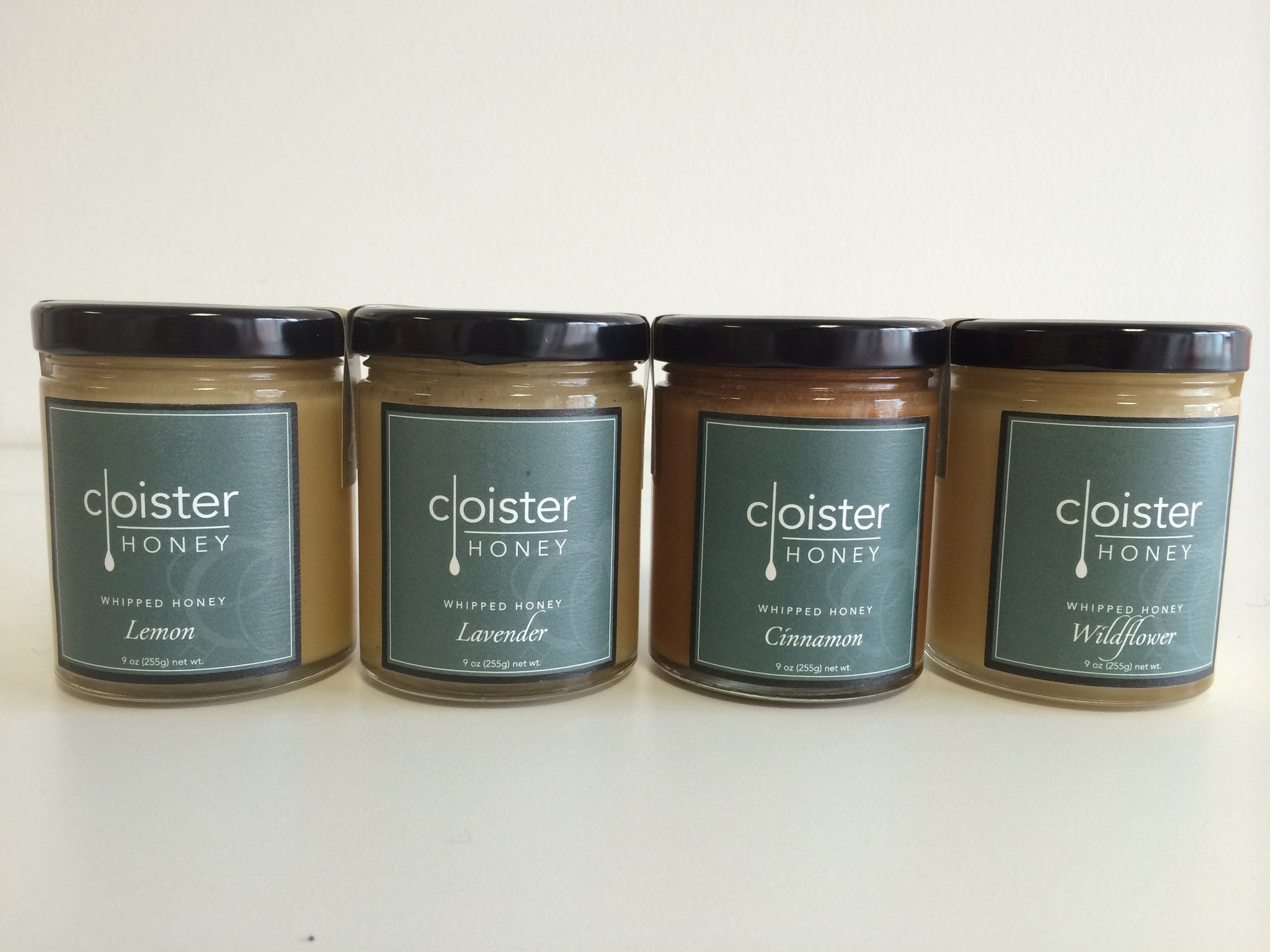 whipped honey - Cloister Honey
