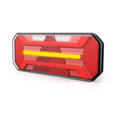 Rear LED Combination Lamp With Triangle 5004 - AUTOMOTIVE LIGHTING SOLUTIONS LTD