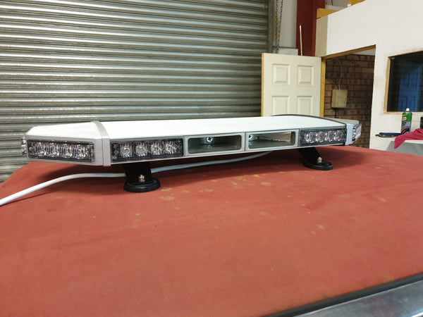 8712 LED Light Bar With Speaker - AUTOMOTIVE LIGHTING SOLUTIONS LTD