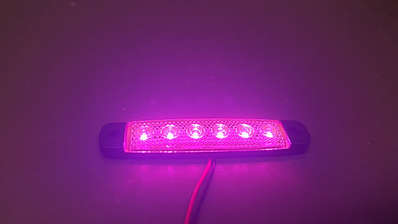Pink LED Marker Light - AUTOMOTIVE LIGHTING SOLUTIONS LTD