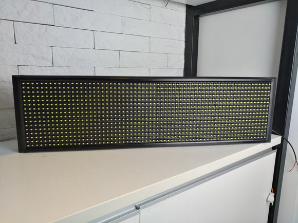 ALS 67CM LED MESSAGE BOARD - AUTOMOTIVE LIGHTING SOLUTIONS LTD