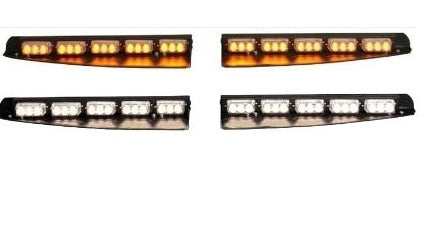 ALS DUAL COLOUR SUN VISOR BARS - AUTOMOTIVE LIGHTING SOLUTIONS LTD