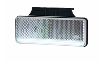 LED MARKER LIGHT WHITE WITH BRACKET LD 2509 - AUTOMOTIVE LIGHTING SOLUTIONS LTD
