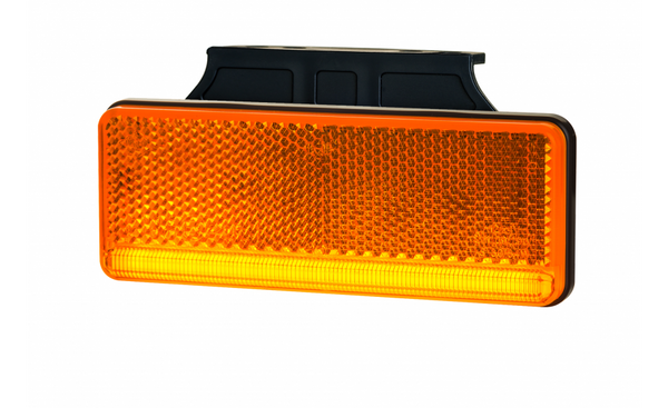 LED MARKER LIGHT AMBER WITH BRACKET LD 2510 - AUTOMOTIVE LIGHTING SOLUTIONS LTD