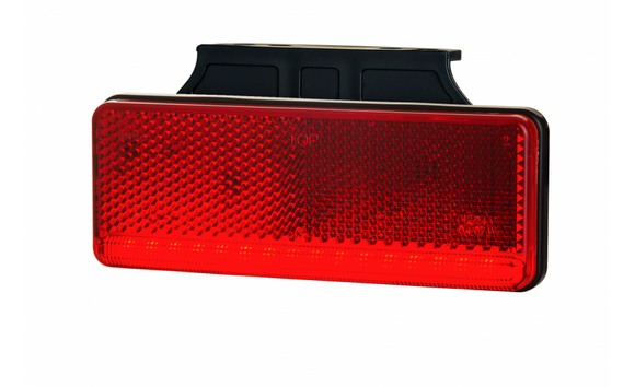 LED MARKER LIGHT RED WITH BRACKET LD 2512 - AUTOMOTIVE LIGHTING SOLUTIONS LTD