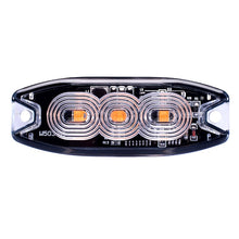 Load image into Gallery viewer, 0036 Surface Mount LED Light/grill light Amber - AUTOMOTIVE LIGHTING SOLUTIONS LTD